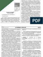 DS 003 Creacion COmision Multisectoria de Seguimiento Del Plan de Gobierno Abierto