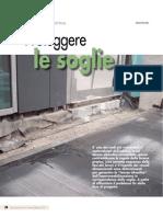 Broccolino-Bema Articolo N. 205 - Errori Ed Orrori d'Impermeabilizzazione 11^ Parte - Impermeabilizzazione in Corrispondenza Alle Soglie