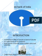 State Bank of India Power Point