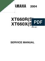 XT660_2004 Service Manual