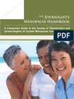 Menopause Journalists Guide e