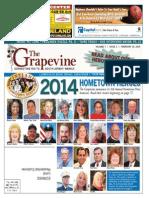 The Grapevine, February 19, 2014