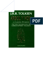 Tolkien, JRR - Arbol y Hoja