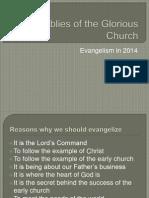 Evangelism 2012