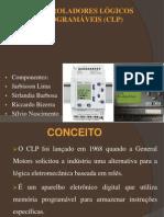 CONTROLADORES LÓGICOS  PROGRAMÁVEIS (CLP)