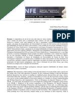 Habilidades de Leitura de Alunos Ingressantes e Concluintes Em Curso Superior