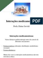 Interaçoes+medicamentosas