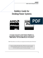 Builders Guide for AMD Systems