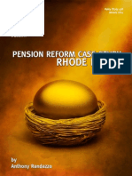 Pension Reform Rhode Island