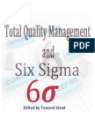 Total Quality Management Six Sigma i to 12