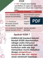 SCE 3104 KSSR