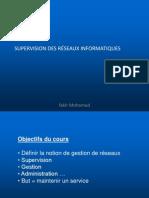 Supervision Des Reseaux Informatiques