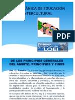 LEY ORGÁNICA DE EDUCACIÓN INTERCULTURAL.pptxdiapositiva
