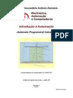 Introdução à Automação - Autómatos Programáveis Industriais - Noções básicas de programação em GRAFCET