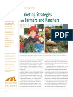 Marketing Strategies for Farmers and Ranchers