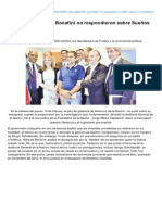 Plazademayo.com-Lo Que Capitanich y Bonafini No Respondieron Sobre Sueos Compartidos