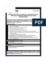Concurso Nº1-2014-Asistente Administrativo