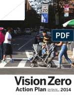 NYC Vision Zero Action Plan
