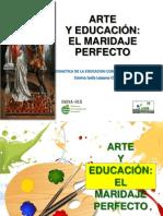 Ppt Arte y Educacion