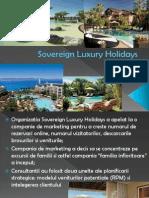 Sovereign Luxury Holidays 2003
