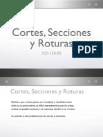 Cortes, Secciones y Roturas, ISO-128-82