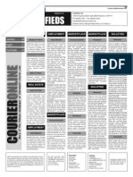 Claremont COURIER Classifieds 2-14-14