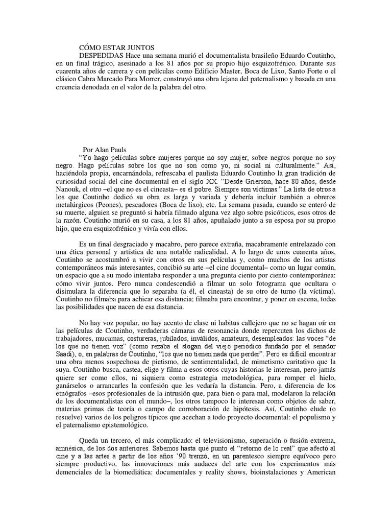 best cheap 18b88 60bca Alan Pauls en Diario 12