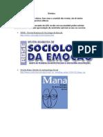 Lista de Revista Segundo a ABA