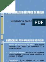 NEOPSICOANALISIS 2008