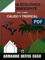 Introduccion a Casa Ecologica Autosuficiente