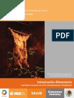 Intoxicacion Alimentaria Asociada Al Consumo de Carne Contaminada Por Clembuterol