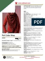 Roll Collar Wrap