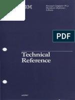 PCjr Technical Reference Nov83