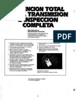 Manual de Alineacion Poleas y Correas