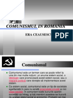 206778345 Comunismul in Romania