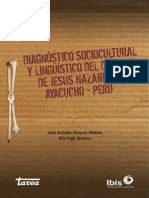 Diagnostico Sociocultural _Linguistico