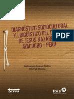 Diagnostico Sociocultural _Linguistico