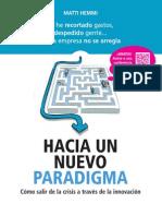 Hacia Nuevo Paradigma Un Capitulo Gratis