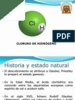 CLORURO DE HIDRÓGENO
