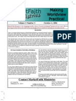 Worldview Made Practical Issue 1-3