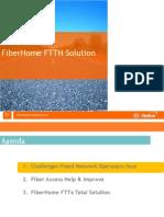 3. FiberHome FTTX Solución