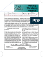 Worldview Made Practical Issue 1-2