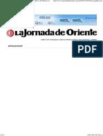 Leticia Gamboa ahondó en la historia del antiguo edificio de Fábricas de Francia ‹ La Jornada de Oriente – Puebla