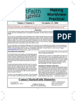 Worldview Made Practical Issue 1-6