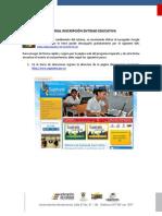 Tutorial Registro Entidades Educativas