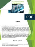 Lubricacion turbinas