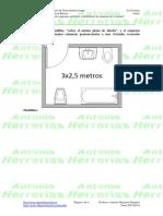 """Ejercicio nº 10 """"Realización de esquemas unifilares y multifilares de estancias de viviendas""""_con fondo"""