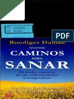 Dahlke R.- Nuevos Caminos Para Sanar