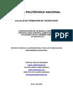 Modulo Didactivo Plc Siemens