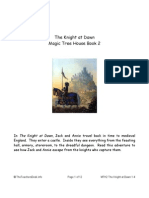 Magic Tree House 2 Knight At Dawn RC Preview